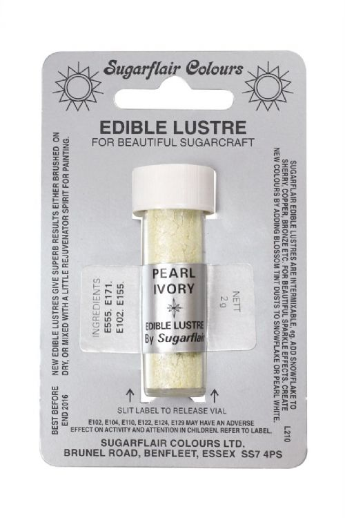 Lustre Pearl Ivory